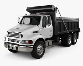 Sterling Acterra Dump Truck 2002 3D model