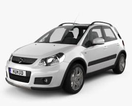 Suzuki SX4 2010 3D model