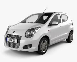 Suzuki Alto 2011 3D model