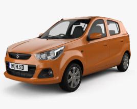 Suzuki Alto K10 2014 3D model