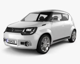 Suzuki iM-4 2015 3D model