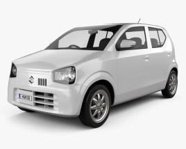 Suzuki Alto 2014 3D model