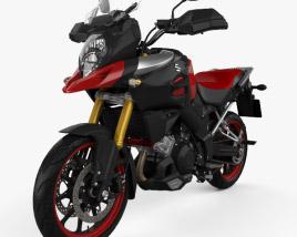 Suzuki V-Strom 1000 2013 3D model