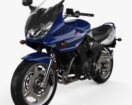Suzuki Bandit GSF1200S 1996 3D model