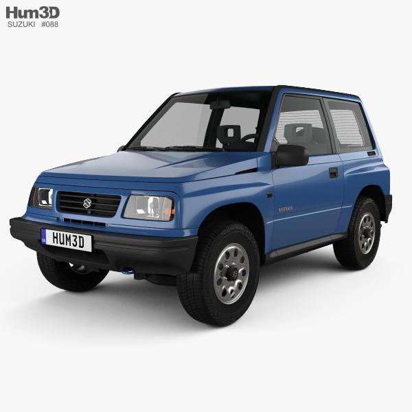 Suzuki vitara 3 door