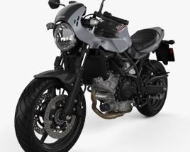 Suzuki SV650X 2018 3D model