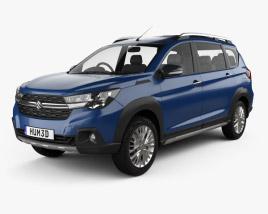 Suzuki Maruti XL6 2019 3D model