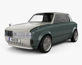 Suzuki Waku Spo 2019 3D model