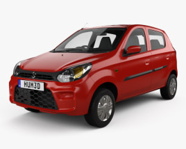 Suzuki Maruti Alto 800 2019 3D model