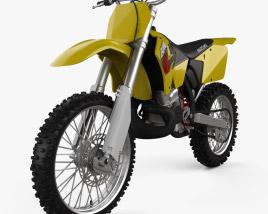 Suzuki RM250 2001 3D model