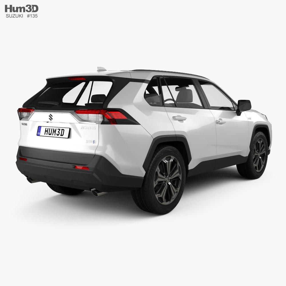 Suzuki Across 2020 3d model