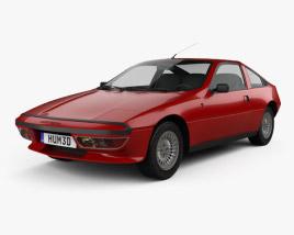 Talbot-Matra Murena 1981 3D model