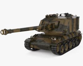 AMX-30 AuF1 3D model