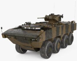 DefTech AV8 3D model