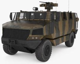 Golan MRAP 3D model