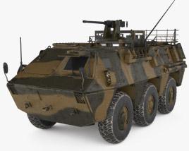 Pegaso 3560 BMR 3D model