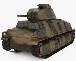 Somua S35 3D model