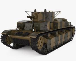 T-28 3D model