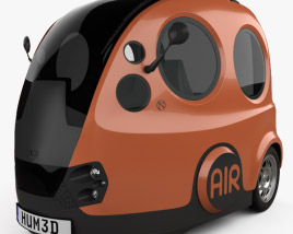 Tata Airpod 2017 3D model