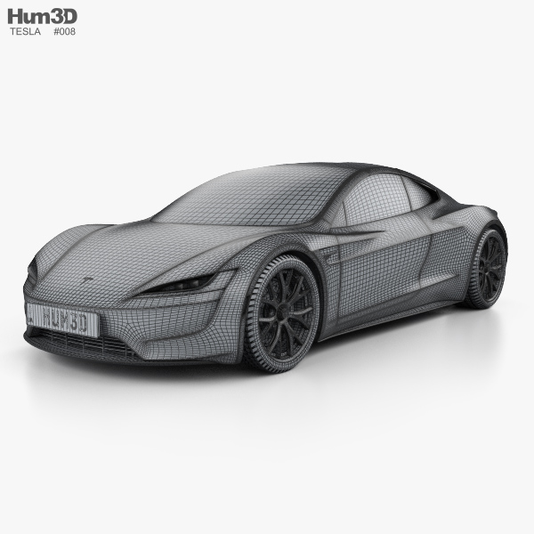 Cardesignworld Na Instagramie 2020 Tesla Roadster: Supercars Gallery: Tesla Roadster Blueprint