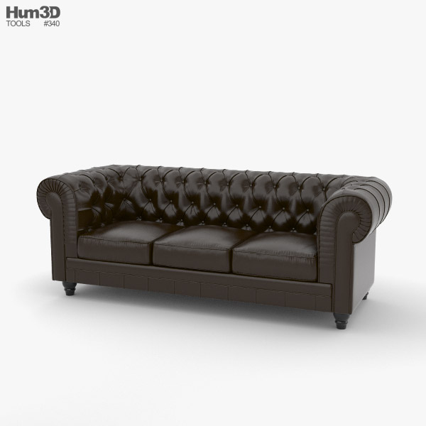 Sofa 3D Models Download in 3ds max obj c4d Hum3D