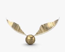 Golden Snitch 3D model