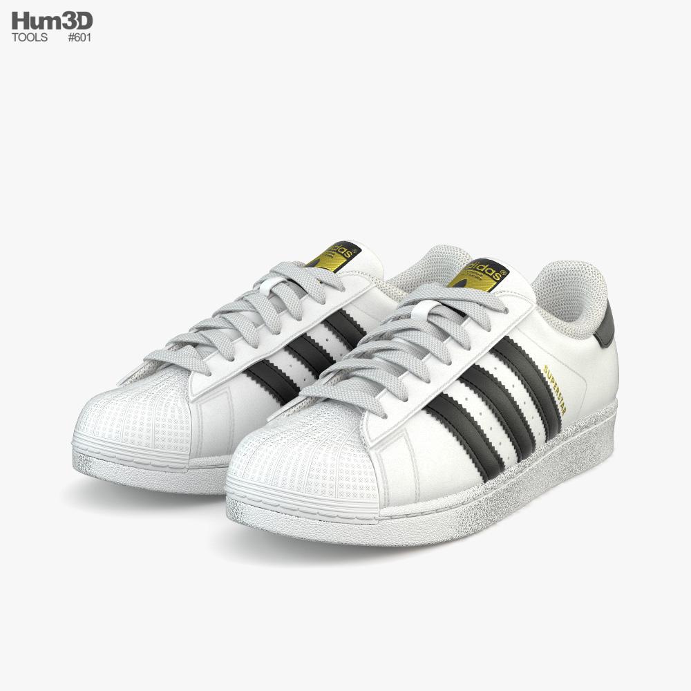adidas 3d superstar
