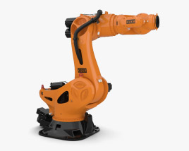 Kuka Robot 3D model