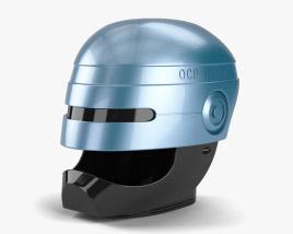 Robocop Helmet 3D model