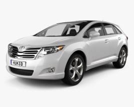 Toyota Venza 2011 3D model