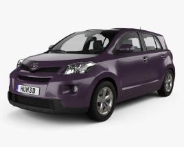 Toyota Urban Cruiser 2008 3D model