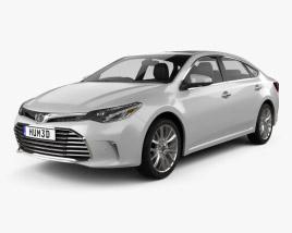 Toyota Avalon Limited 2015 3D model