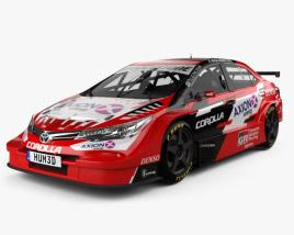 Toyota Corolla STC 2000 2018 3D model