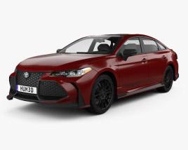 Toyota Avalon TRD 2018 3D model