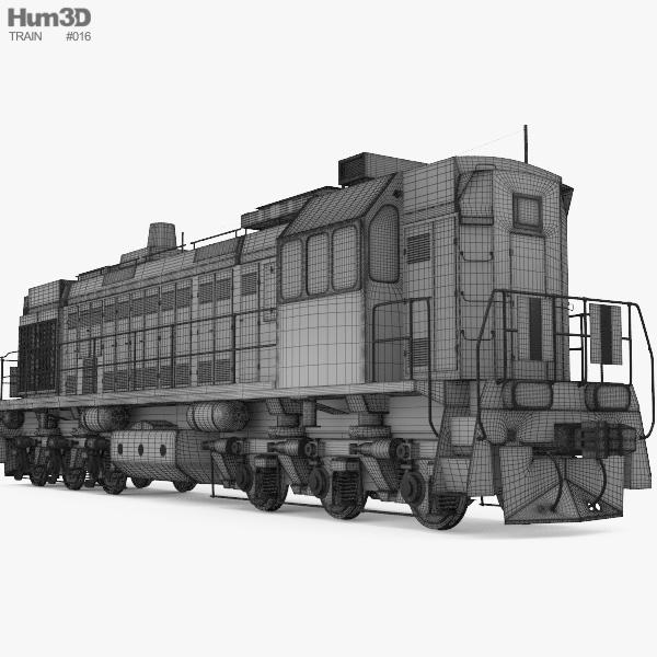 BMZ TEM18V 3D model