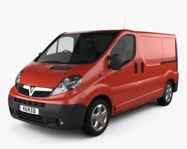 Vauxhall Vivaro Panel Van 2006 3D model