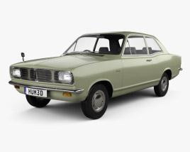 Vauxhall Viva 1966 3D model