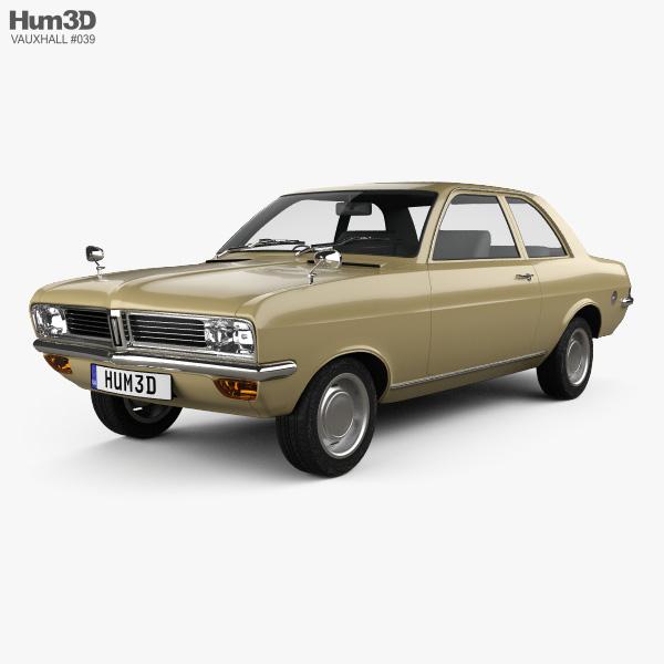 Vauxhall 3D Models Download