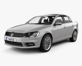 Volkswagen Bora (CN) 2012 3D model