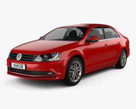 Volkswagen Jetta 2015 3D model