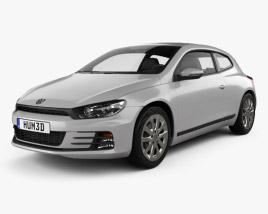 Volkswagen Scirocco 2015 3D model