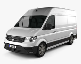 Volkswagen Crafter Panel Van L1H2 2017 3D model