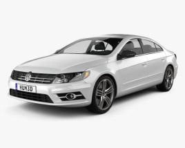 Volkswagen CC R-Line 2013 3D model