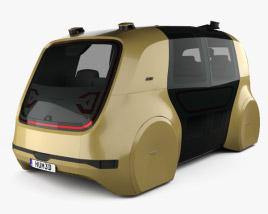 Volkswagen Sedric 2017 3D model