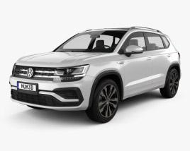 Volkswagen Tharu R-Line 2018 3D model