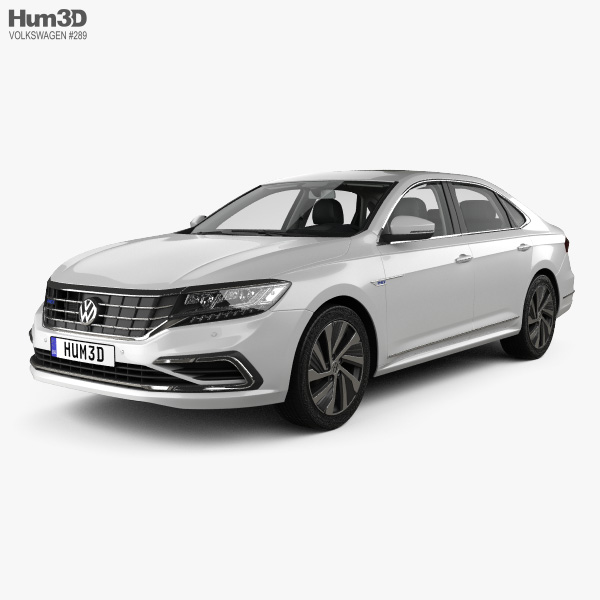 Volkswagen Sedan 3D Models