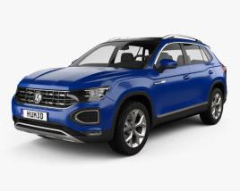 Volkswagen Tayron 2019 3D model