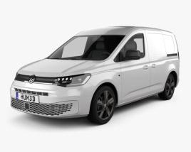 Volkswagen Caddy Panel Van 2020 3D model