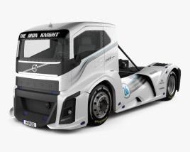 Volvo The Iron Knight Truck 2016 3D model
