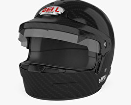 Bell HP5 Touring Helmet 3D model